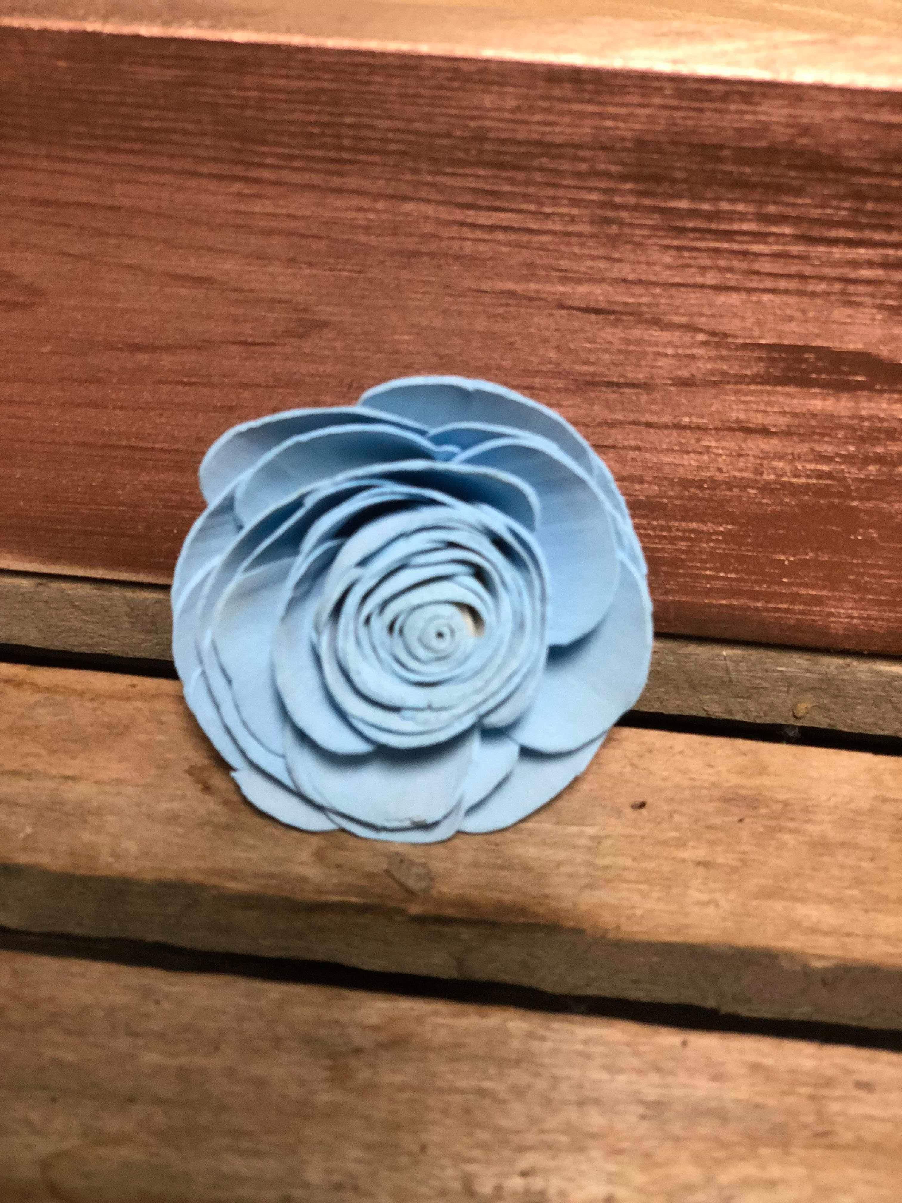 Blue Cotton